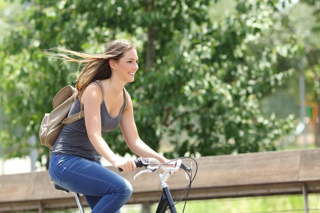 riding bicycle | Unify Health