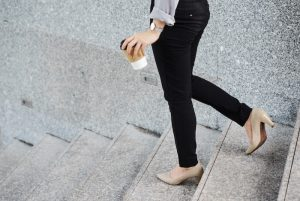 woman taking walk break | Unify Health