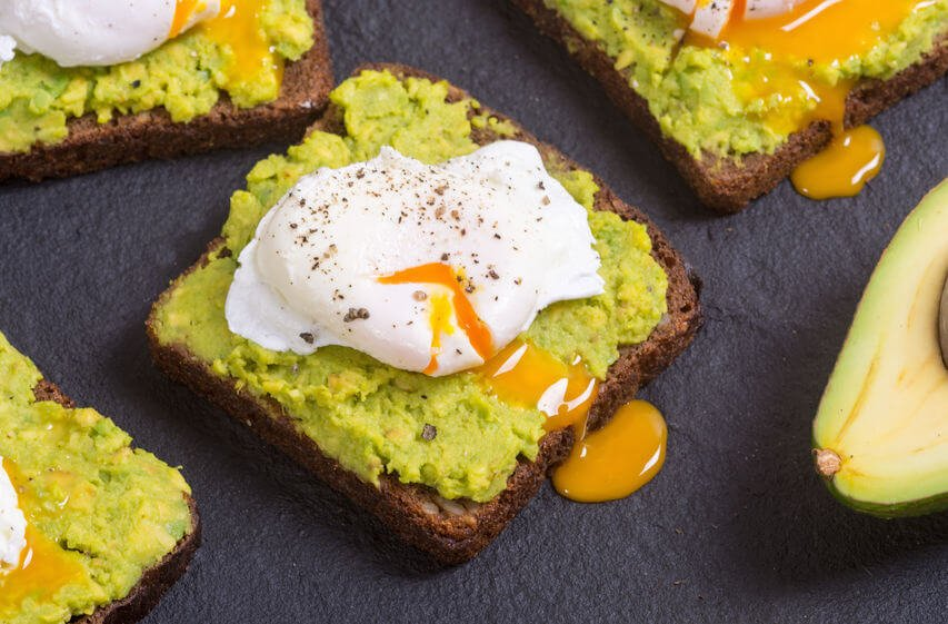 avocado toast poached egg | Unify Health