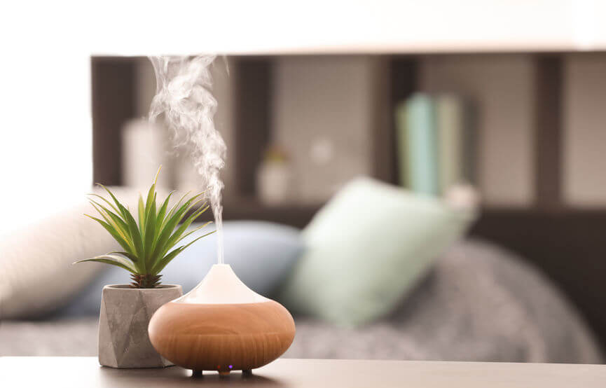 aroma therapy in home | Unify Health