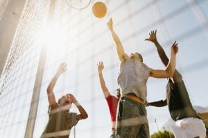 playing basketball | Unify Health