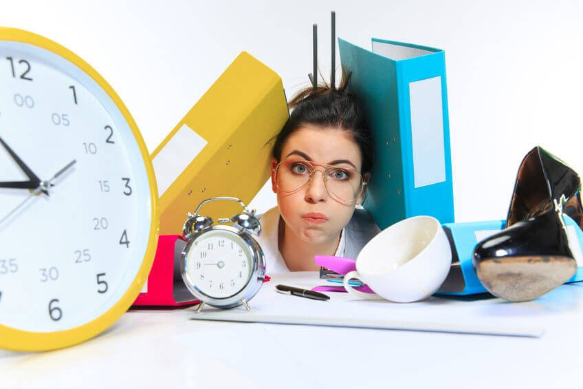 tired and overwhelmed | Unify Health Labs