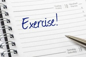 scheduling exercises | Unify Health Labs