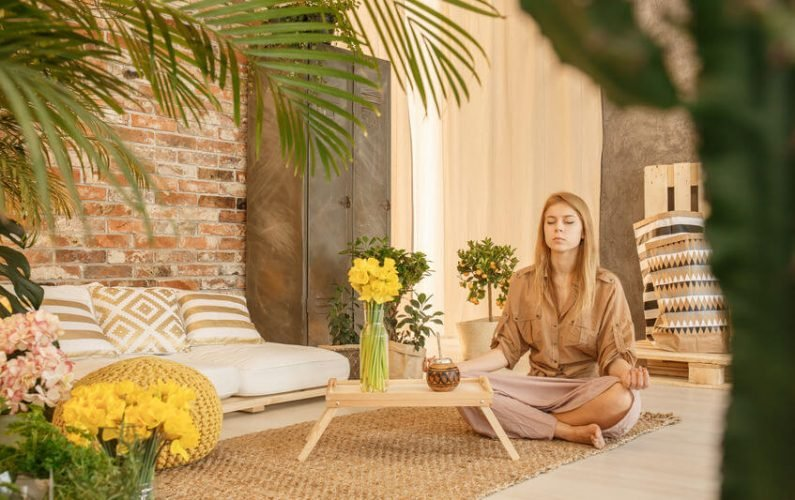How To Create A Calm And Relaxing Meditation Space At Home: Elevate Your Daily Meditation Session