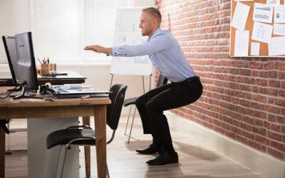 desk workout | Unify Health