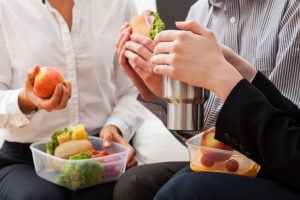 eating at work | Unify Health