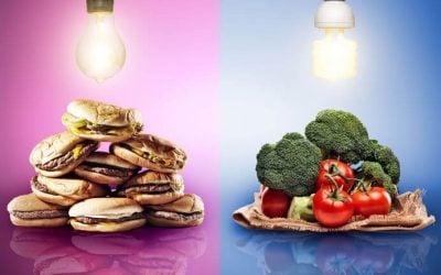 healthy food swap | Unify Health Labs