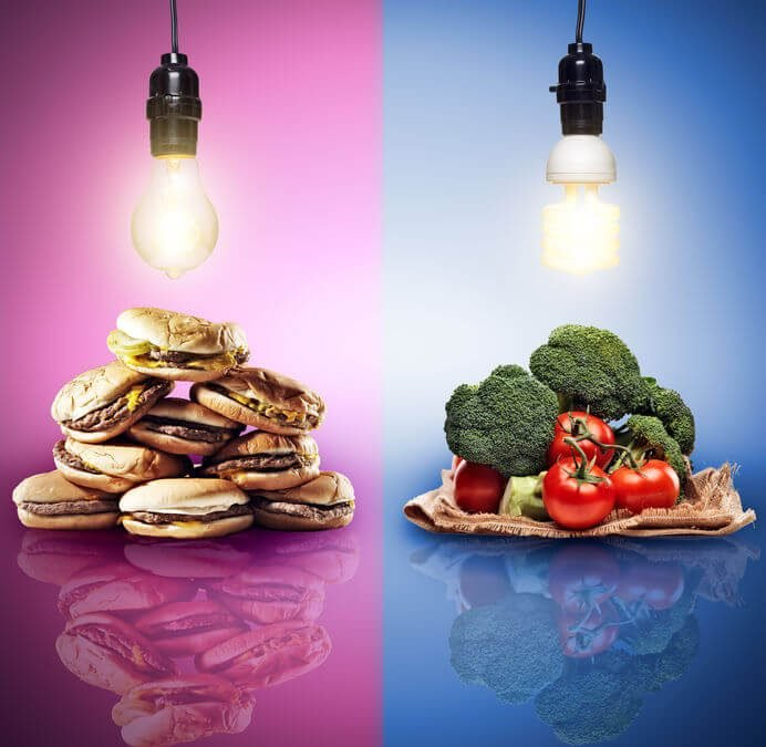 Healthy Food Swaps To Help Support Weight Loss And Start A Better Diet Today