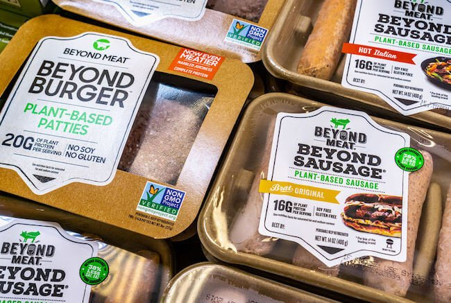 beyond meat | Unify Health