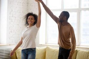 dancing couple | Unify Health