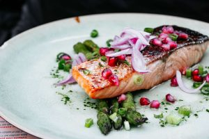 cooked salmon | Unify Health Labs