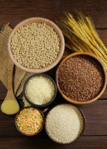 various whole grains | Unify Health