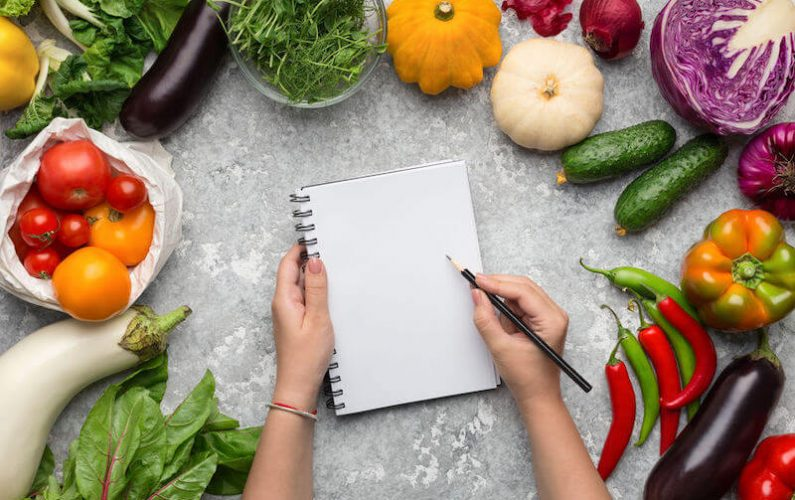 Try This Vegetarian Grocery List For Beginners: Essential Vegetarian Shopping List