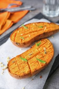 roasted sweet potatoes | Unify Health Labs