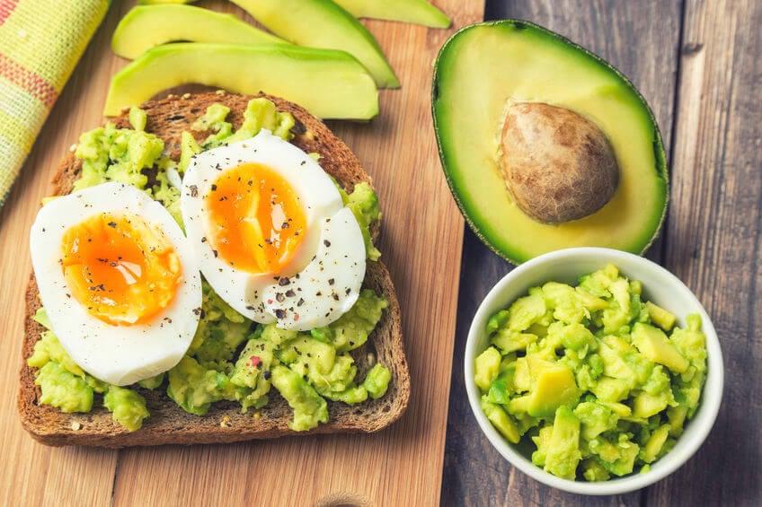 avocado and eggs   Unify Health