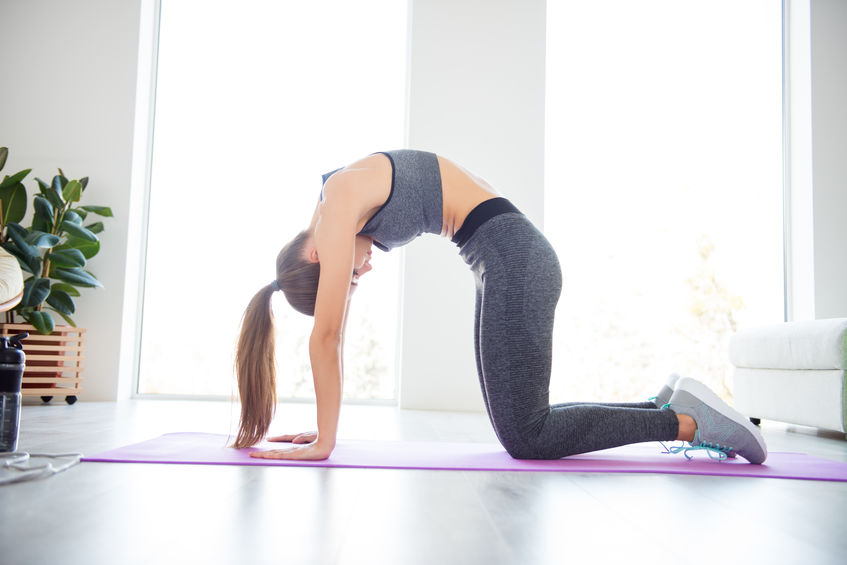 cow pose | Unify Health