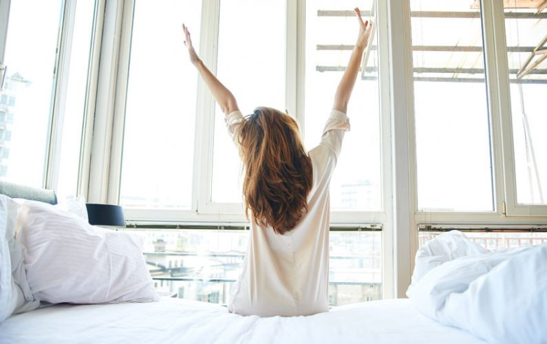 Try This Gentle Morning Stretch Routine To Start Your Day Off Right