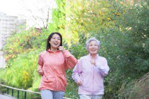 women walking | Unify Health Labs