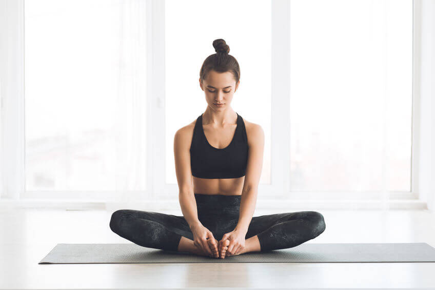 bound angle pose | Unify Health