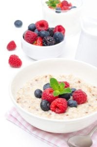 oatmeal with fruit | Unify Health
