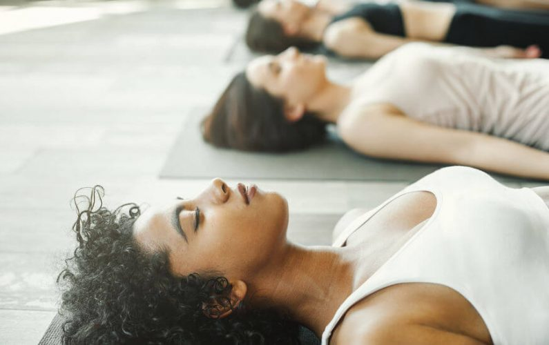 Exercise And Restorative Yoga For Stress Management