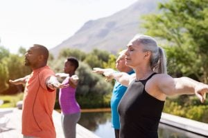 senior fitness | Unify Health Labs