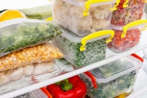 frozen food storage | Unify Health Labs