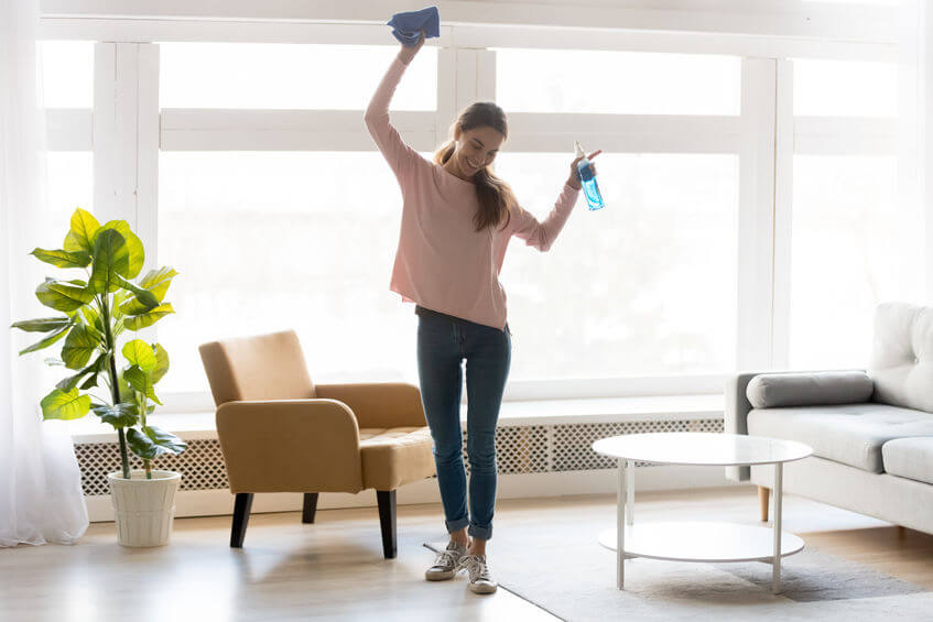cleaning house | Unify Health