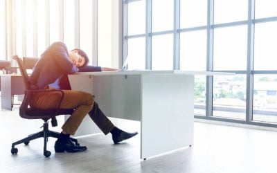 fatigue at work | Unify Health Lab