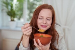 soothing soup | Unify Health Labs