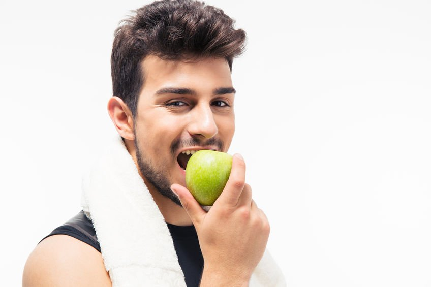 eating an apple | Unify Health