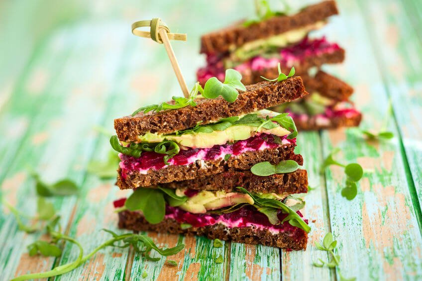 healthy sandwich | Unify Health