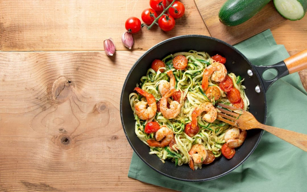 Don't Want To Give Up Pasta? Try These Healthy Pasta Recipes