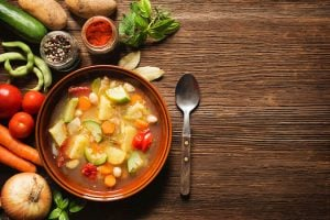 veggie soup | Unify Health