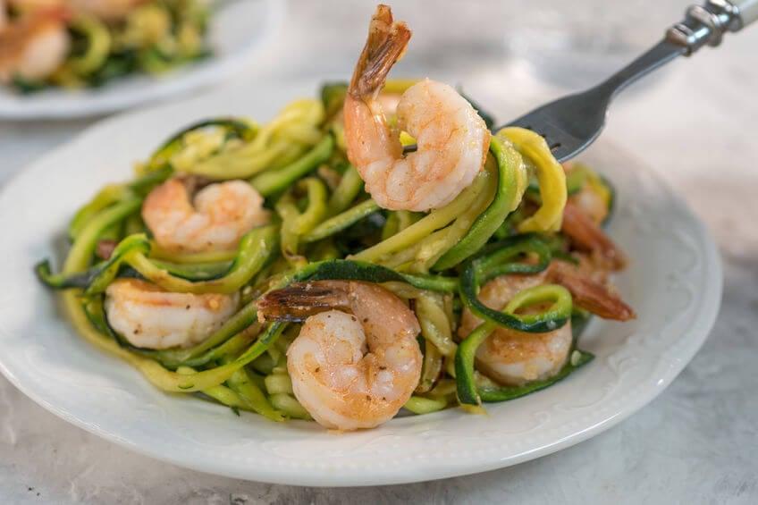 zucchini pasta | Unify Health