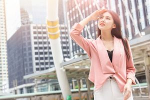 happy businesswoman | Unify Health
