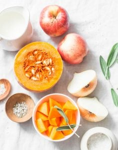 squash apple soup recipe | Unify Health
