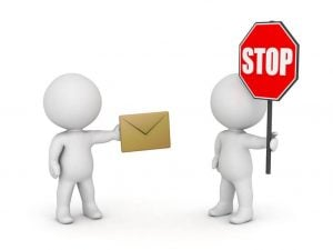 stop email | Unify Health Labs