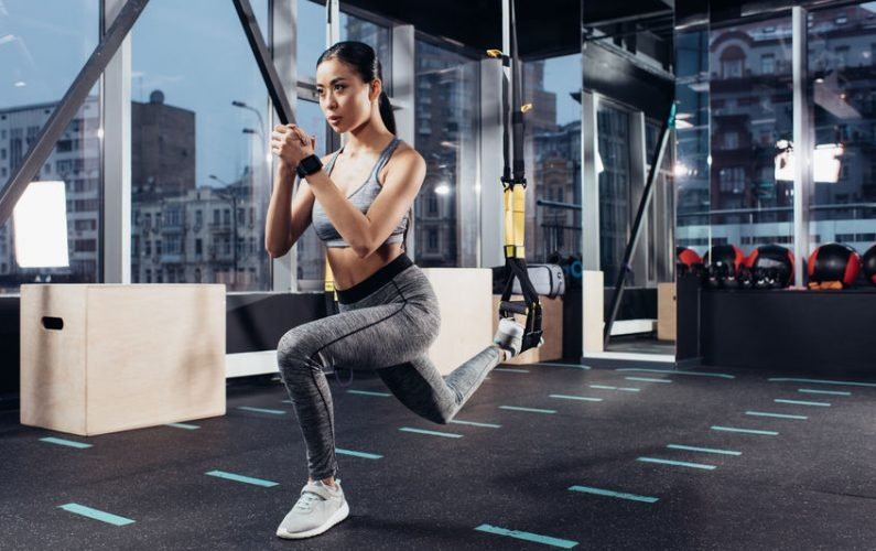 What Are The Five Components Of Fitness?