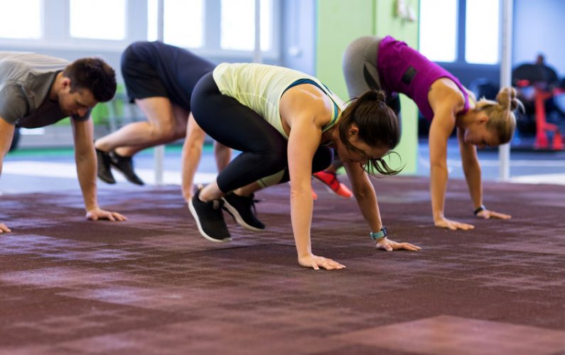 Step By Step Guide On How To Do A Burpee In The Right Way
