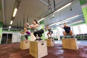 burpee box | Unify Health