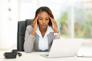 stressed woman   Unify Health
