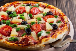 healthy pizza toppings | Unify Health