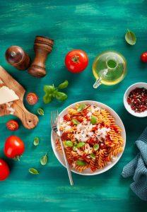 vegetarian pasta recipes | Unify Health