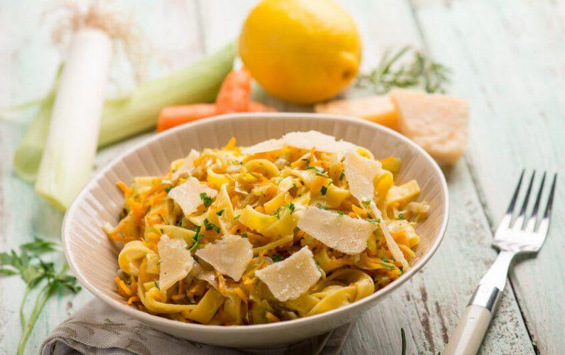Simple Yet Delicious Vegetarian Pasta Recipes