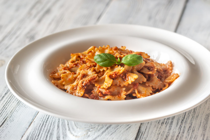 vegetarian pasta dish | Unify Health